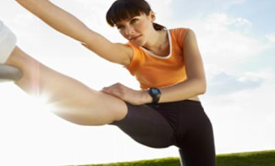 Post Run Stretching – Try Some HELP.