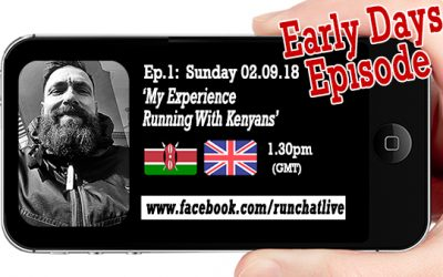 RCL1 My Experience Running With Kenyans