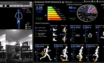 3D Running Gait Analysis