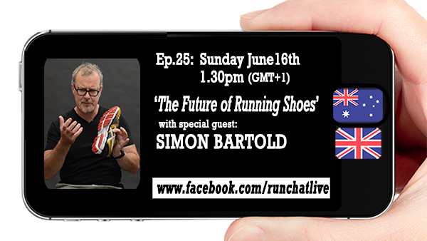 RCL25 The Future of Shoes with Simon Bartold