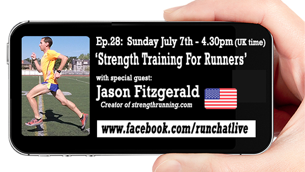 RCL28 Strength Training with Jason Fitzgerald