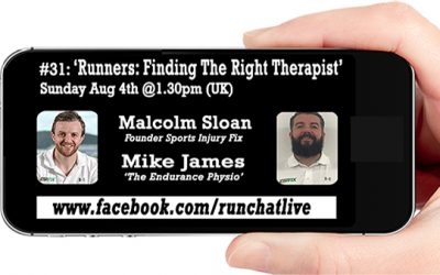 RCL31 Sports Injury Fix with Mike and Malcolm