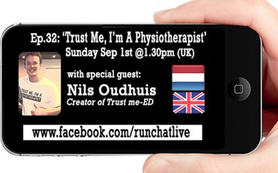 RCL32 Trust Me I'm A Physiotherapist with Nils Oudhuis