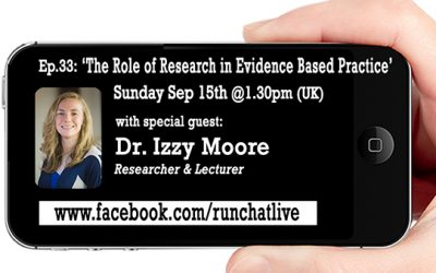 RCL33 Role of Research In EBP with Dr. Izzy Moore