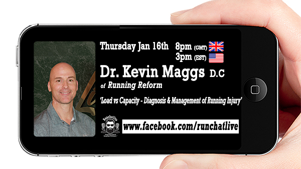 RCL38 with Dr Kevin Maggs: Load vs Capacity