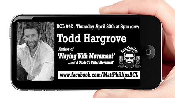 Runchatlive Ep.42 'Playing With Movement' with Todd Hargrove