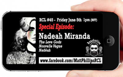 Runchatlive Ep.45 'Love Gods and Marathons' with special guest Nadeah Miranda