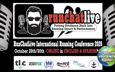 RCL Running Conference 2020 Update