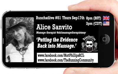 Alice Sanvito: Massage Therapy – How to be Evidence Based