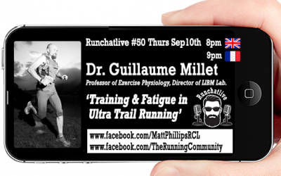 Dr. Guillaume Millet: UltraTrail Running – How To Reduce Fatigue