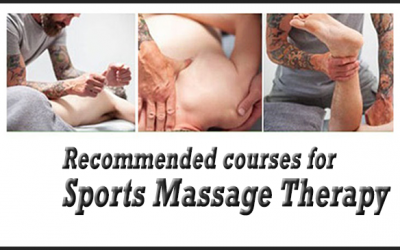 Recommended Courses For Sports Massage Therapy